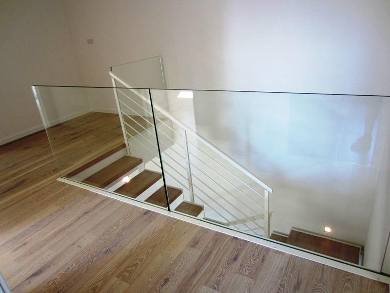 parapetto in cristallo extrachiaro temperato 88.4  per la casa in vetro  Pinterest