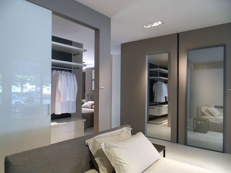 La bottega del vetraio - Porte per cabine armadio ...